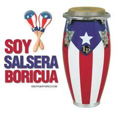 Soy Salsera Boricua...Hasta La Muerte!!! jijijiji....;-) <3 Puerto Rico ♥♡♥♡