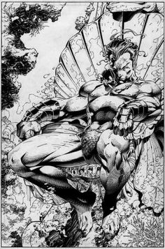Submariner by Jim Lee