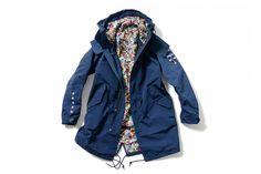 uniform experiment 2014 Fall/Winter Mods Coat: that coat though