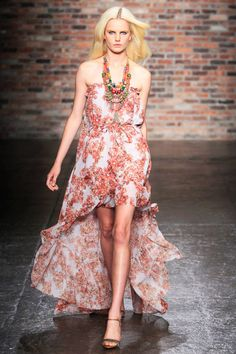 Sachin+Babi Spring 2013 RTW Collection - Fashion on TheCut
