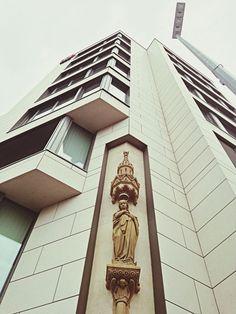 http://www.eyeem.com/p/40909587 #luxembourg #building #statue