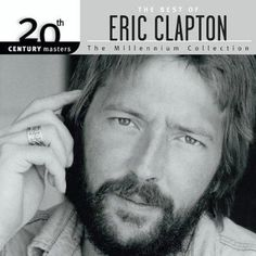 Eric Clapton - 20th Century Masters- The Millennium Collection: The Best of Eric Clapton, Black