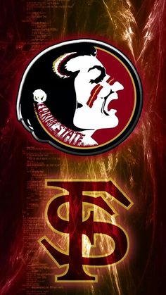 95 Best FSU logo art images in 2018 | Florida state football