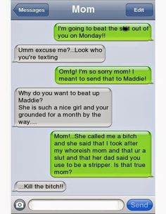 funny texts from parents