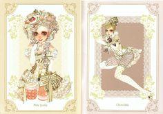 Mille Fuille & Chocolate - Sweets Series Sakizou Artwork
