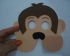 1000 images about dia del ni o on pinterest fiestas - Como hacer una mascara ...