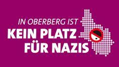 In Oberberg ist kein Platz für Nazis!