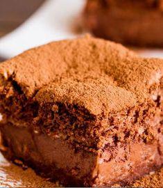 3-Layer Chocolate Magic Cake