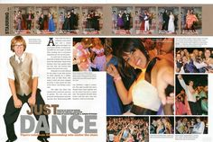 yearbook layout designs - Google Search