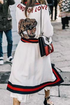 Gucci - fashion week - street style - bag - fashion - details - l'Etoile Luxury Vintage