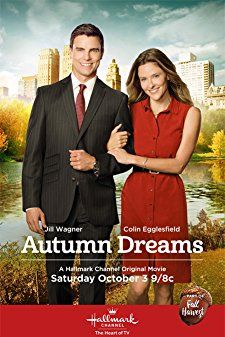 """Its a Wonderful Movie - Your Guide to Family Movies on TV: Hallmark Movie """"Autumn Dreams"""" starring Jill Wagner & Colin Egglesfield Películas Hallmark, Films Hallmark, Hallmark Channel, Family Christmas Movies, Hallmark Christmas Movies, Family Movies, Holiday Movies, Halloween Movies, The Fall Movie"""