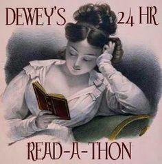 Faith Hope and Cherrytea: DEWEY'S READATHON : 24 HR READING + UPDATES ~ SATURDAY 25th 2015