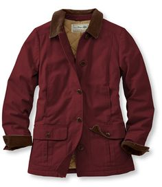 Women's Insulated Adirondack Barn Coat | Free Shipping at L.L.Bean Warmer to -20 Fahrenheit. $109 XS may need to get petite
