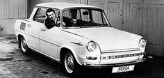 Legendy minulosti: Škoda 1000 MB