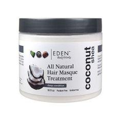 EDEN BODYWORKS Masque hydratation COCO KARITE 473ml (Hair Masque Treatment)