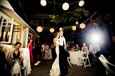 BBQ Wedding  Lanterns