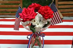 Aesthetic Nest: Sewing: Four Last Minute Things for the Fourth of July