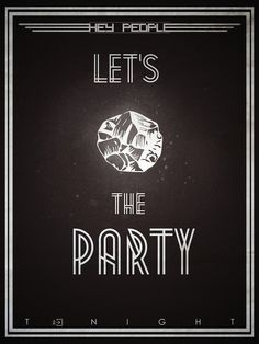 Let's Rock the Party #poster