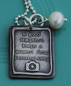 This quote is on my Spartgram Frosh Orientation shirt Perfect! Yearbook Shirts, Quotes About Photography, Photography Ideas, Bad Memories, Photo Quotes, Vintage Jewelry, Jewelry Box, Dog Tag Necklace, Jewelry Design