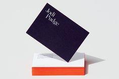 Jodi Pudge Business Cards