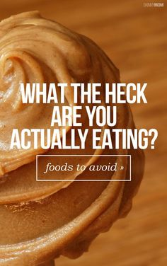 19 fake foods that you need to avoid forever!