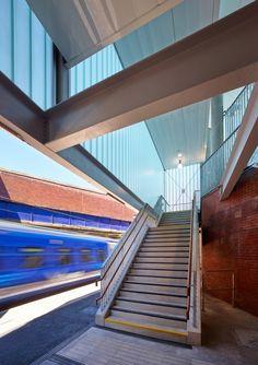 Dalmarnock Station / ATKINS