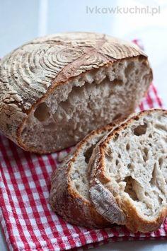 Ivka w kuchni: Francuski chleb wiejski na zakwasie