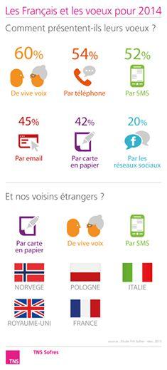 les français et les voeux pour 2014
