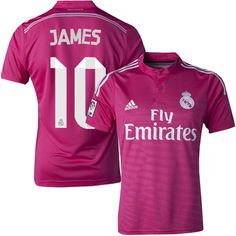 Hazte con la camiseta del Real Madrid 1ª o 2ª Equipación con el nombre y número de James Rodriguez. Por tan sólo 24,99€ Envío incluido! Visita nuestra tienda online y realiza tu pedido, o solicita información sin compromiso. Tienda Online: http://lamanodediosstore.blogspot.com/  Tienda Online de Facebook: https://www.facebook.com/lamanodediosstore/app_251458316228  Versión móvil: http://lamanodediosstore.ecwid.com/