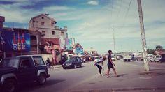 Streets of #Antananarivo #Madagascar #Africa