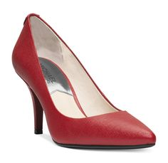 Saffiano Mk Flex Pumps Shoes. Classic silhouettes are so sophisticated when you…
