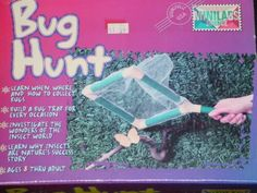 Bug Hunt, 1998 Parents' Choice Award Silver Award - Toys #Toy
