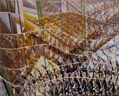 Balla, Giacomo; Swift's Path of Movement + Dynamic Speed; 1913; Museum of Modern Art