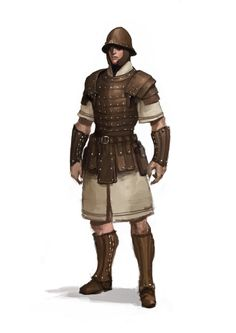 Imperial scout. Lightly armored for both defense and speed.