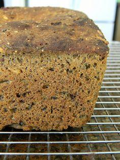 Multigrain Sourdough Bread from yummysmells.ca