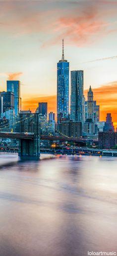 Manhattan, New York, USA. 19.11. 2015, www.nco.is , IoT www.netkaup.is
