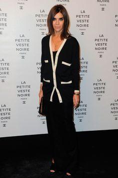 Chanel Little Black Jacket exhibition in Paris