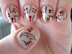 Marauder's map nails!