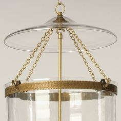 Glass Globe Lantern - Vaughan Designs
