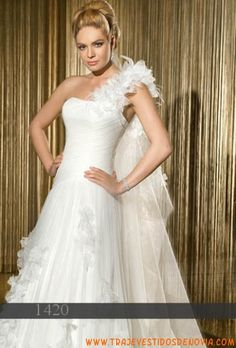 1420  Vestido de Novia  Demetrios Bride