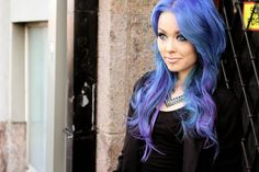 Beatissa: Blueberry Hair  http://beatissa.blogspot.fi/2014/10/blueberry-hair.html