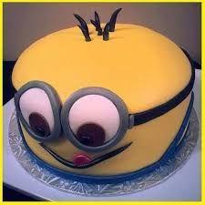 Resultado de imagen para torta minions