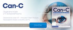 Can-C krople do oczu są jednym z najnowszych osiągnięć przeciw starzeniu. Zawierają specjalną formułę Karnozyny, o nazwie N-acetylcarnosine, naturalny przeciwutleniacz, który osiągnął znakomite wyniki w badaniach klinicznych. Dr Babizhayev, który kierował rosyjskim zespołem badawczym (Innovative Vision Products - IVP) i opracował przełomowe leczenie.