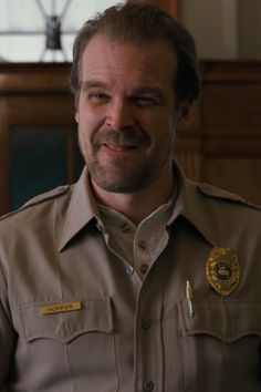 19 Things About David Harbour, Aka Chief Hopper, That Will Make You Love Him Even David Harbour Stranger Things, Hopper Stranger Things, Stranger Things Season 3, Stranger Things Funny, Stranger Things Netflix, David Harbor, Stranger Danger, Good Looking Men, Best Shows Ever