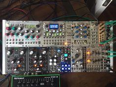 MATRIXSYNTH: Custom Modular Synthesizer System