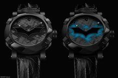 RJ Romain Jerome Batman DNA watches