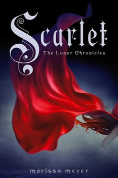 Sacrlet: Book Two of The Lunar Chronicles by Marissa Meyer.