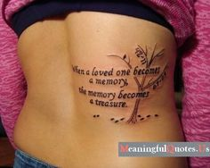 Tattoo Quotes : Think Before You Ink | Meaningful Quotes