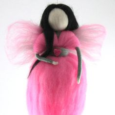 Pink Fairy by RolyzTreasures, $26.90