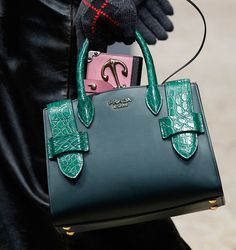 Milan Fashion Week Fall 2016 is in the books, and before the good bags start hitting the runways in Paris, we wanted to take a look back and see which designers made the biggest accessories impression in Italy. We covered impressive collections from Gucci, Prada and Fendi in detail, but they weren't the only shows …
